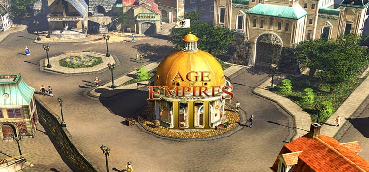 age of empire 3  full version pc