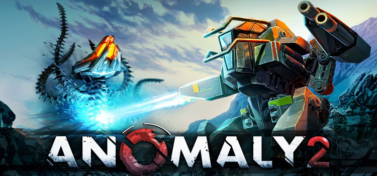 Anomaly 2 Free Download Full PC Game