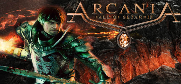 ArcaniA Fall of Setarrif Free Download Full PC Game