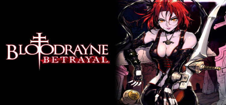 BloodRayne Betrayal Free Download Full PC Game