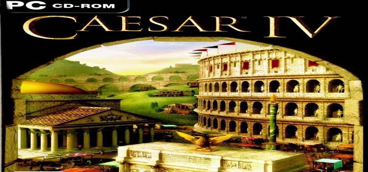 Caesar 4 Free Download Full PC Game