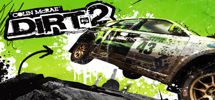 Colin McRae DiRT 2 Free Download Full PC Game