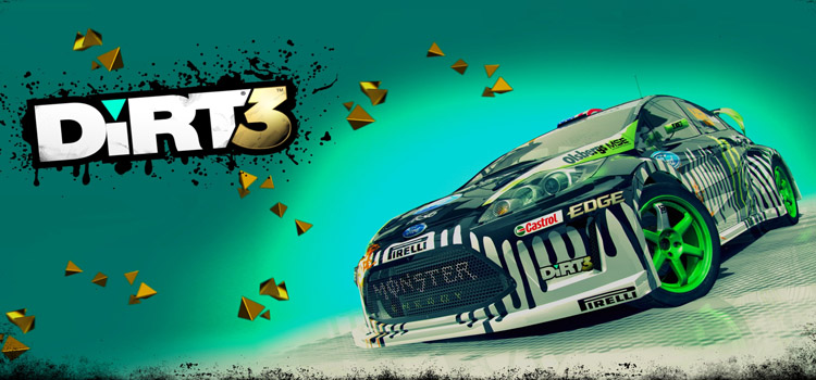 DiRT 3 Free Download Full PC Game