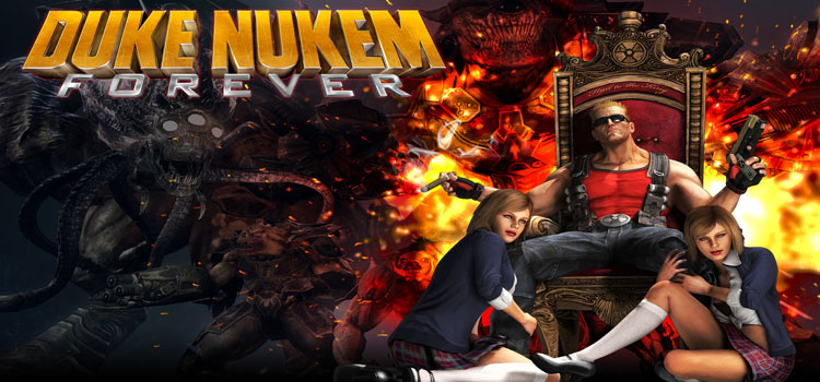 Duke Nukem Forever Free Download Full PC Game