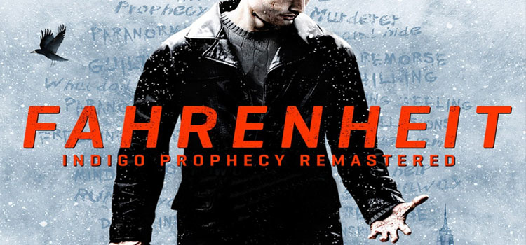 Fahrenheit Indigo Prophecy Remastered Free Download PC