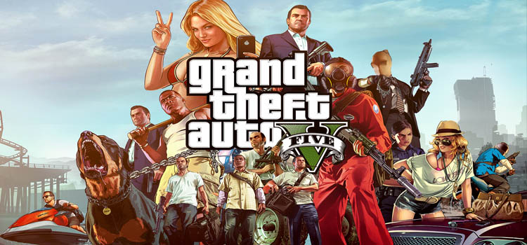 Grand Theft Auto 5 Free Download GTA V Cracked PC Game