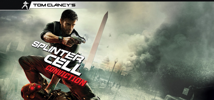 Tom Clancys Splinter Cell Conviction Free Download PC