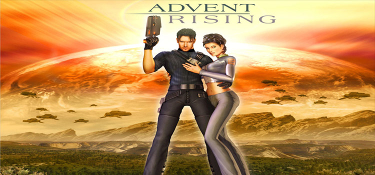 Advent Rising Free Download Full PC Game