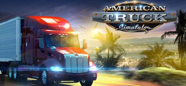 American Truck Simulator Free Download Full PC Game
