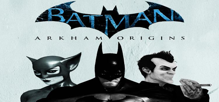 Batman Arkham Origins Free Download Full PC Game