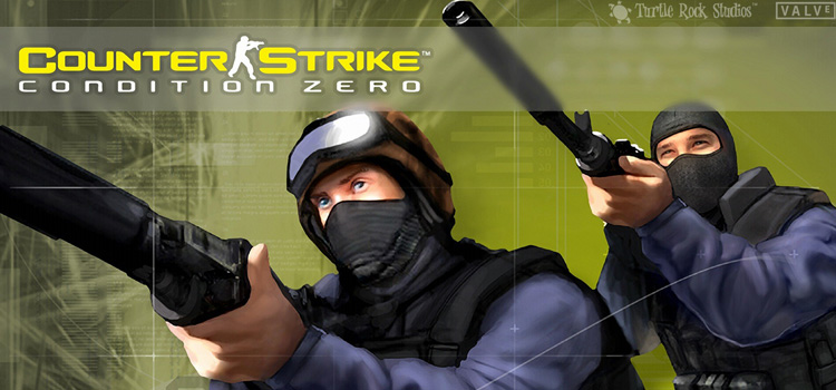 Counter Strike Condition Zero Free Download PC Game
