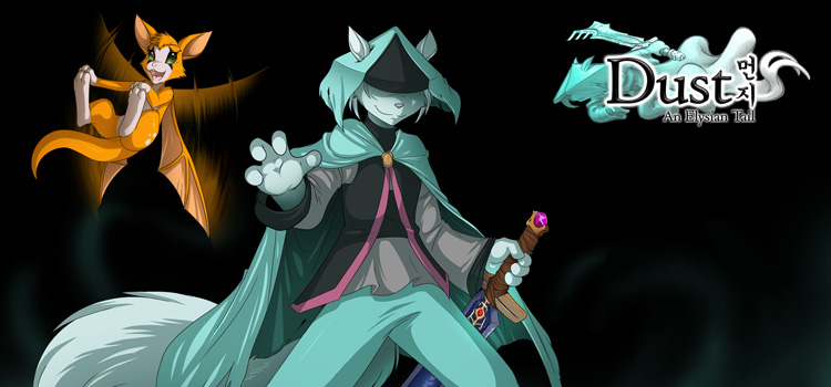 Dust An Elysian Tail Free Download Full PC Game