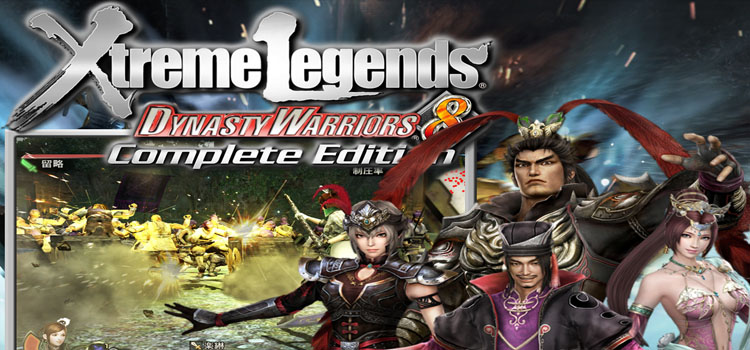 Dynasty Warriors 8 Xtreme Legends Free Download PC