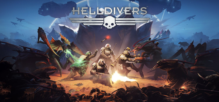 HELLDIVERS Free Download Full PC Game