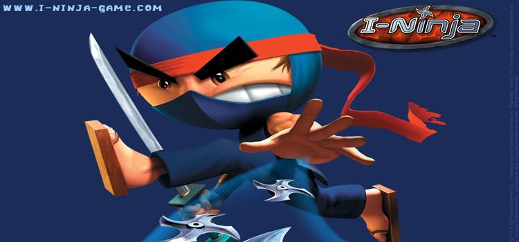 I-ninja (repack от r. G. Механики) скачать торрентом игру на pc.