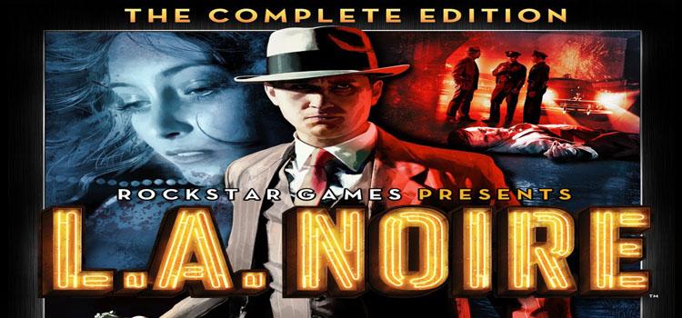 la noire game free download for pc full version