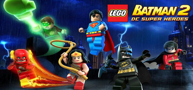 Lego Batman 2 DC Super Heroes Free Download (PC) | Hienzo.com