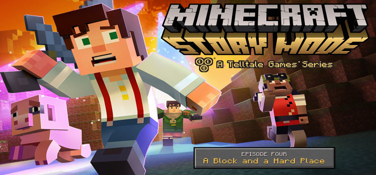 Скачать Minecraft: Story Mode (RUS) на Андроид +