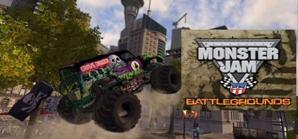Monster Jam Battlegrounds Free Download Full PC Game