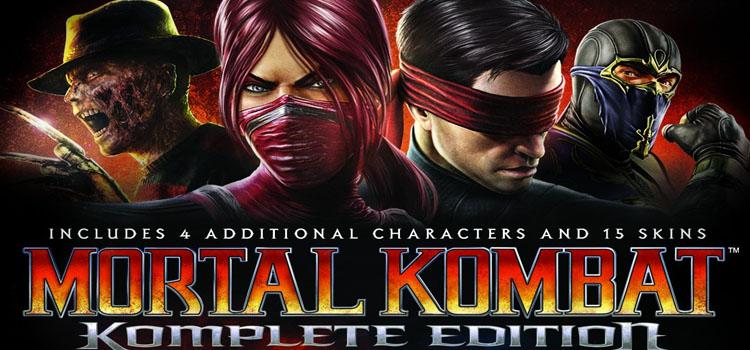 mortal kombat game free  full version for pc