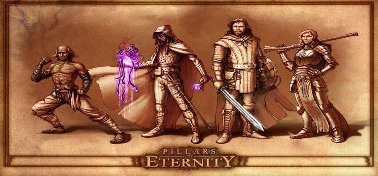 Pillars of Eternity Free Download Full PC Game