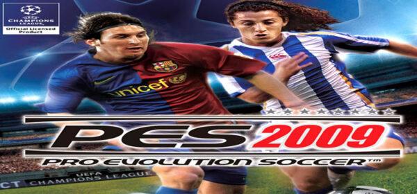 Pro Evolution Soccer 2009 Free Download Full PC Game