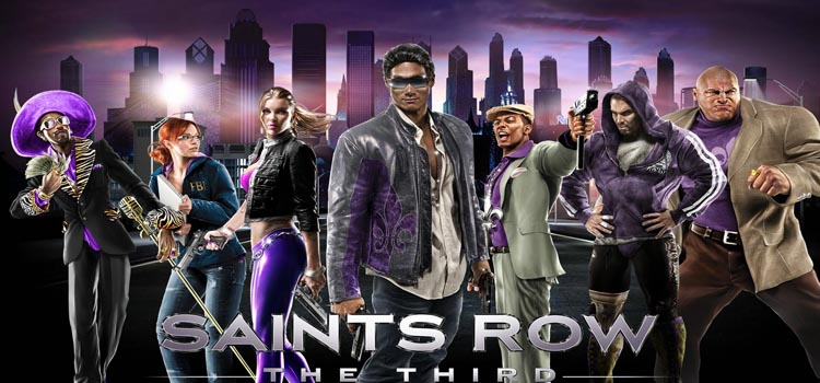Saints Row The Third Free Download Full PC Game