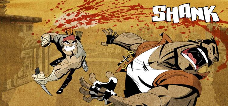 Shank 1 Free Download Full PC Game
