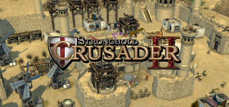 Stronghold crusaders download.
