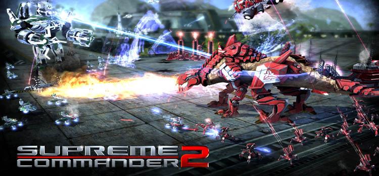 Supreme Commander 2 Free Download Full PC Game