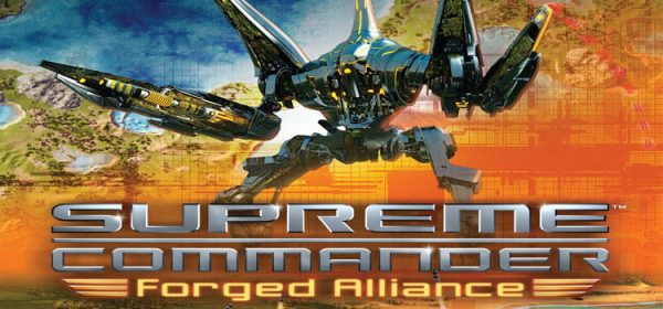 Supreme Commander Forged Alliance Free Download PC