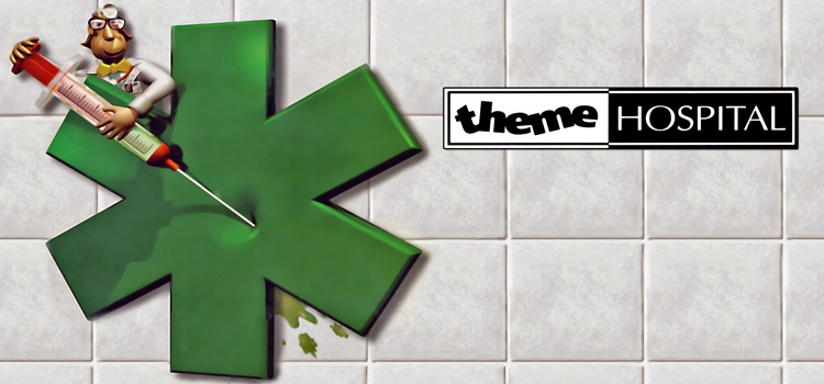 Theme Hospital Free Download Full PC Game FULL Version