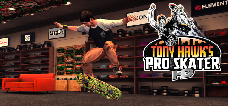 Tony Hawks Pro Skater HD Free Download Full PC Game