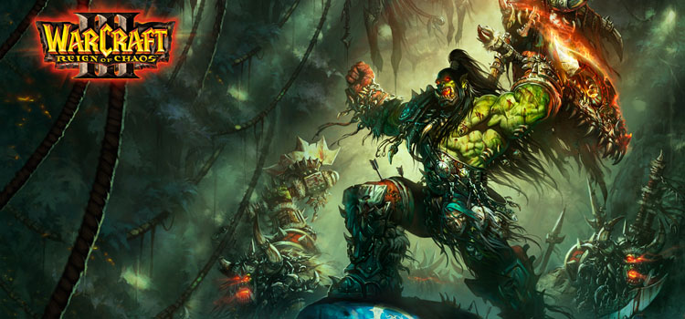 Warcraft III Reign of Chaos Free Download Full PC Game