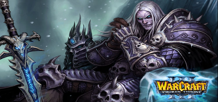 Warcraft III The Frozen Throne Free Download PC Game