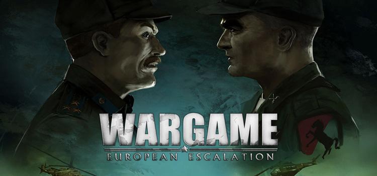 Wargame European Escalation Free Download Full Game