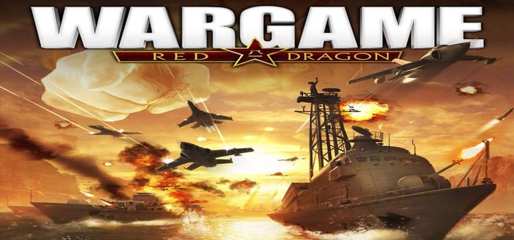 Wargame Red Dragon Free Download Full PC Game