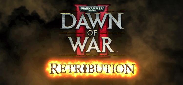 Warhammer 40K Dawn of War II Retribution Free Download