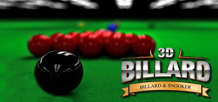 3D Pool Billiards And Snooker Free Download PC Game