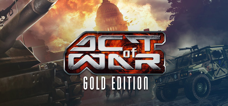 Act Of War Gold Edition Free Download Full PC Game