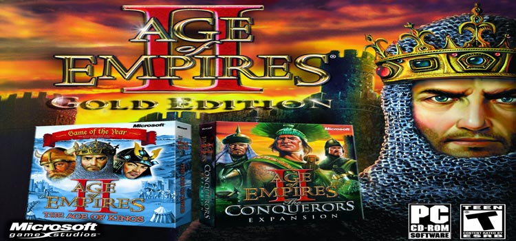 Age of Empires II Gold Edition Free Download Full Game