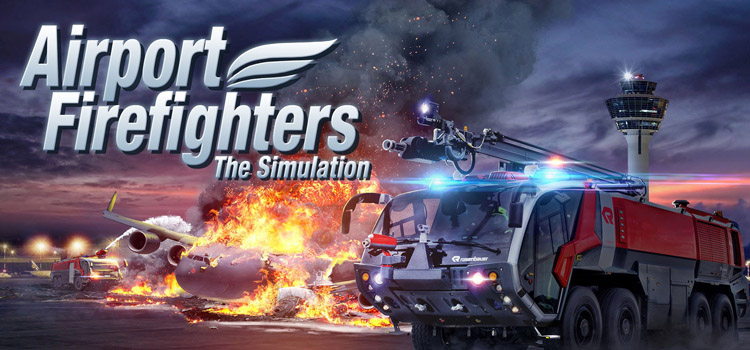 Airport Firefighters Simulation Free Download PC Game
