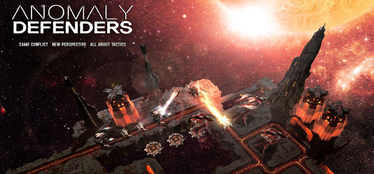 Anomaly Defenders Free Download Full PC Game