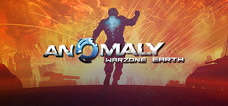 Anomaly Warzone Earth Free Download Full PC Game
