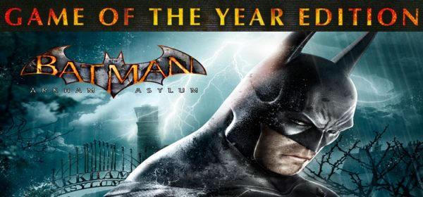 Batman Arkham Asylum GOTY Free Download Full Game