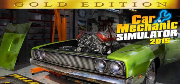 Car Mechanic Simulator 2015 Gold Edition Free Download