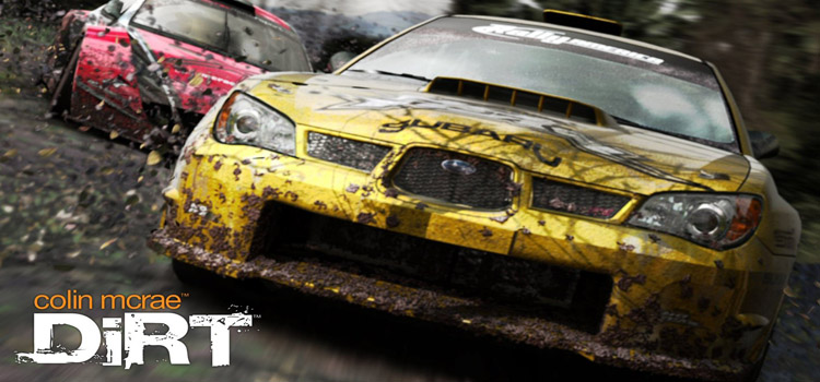 Colin McRae DiRT Free Download Full PC Game