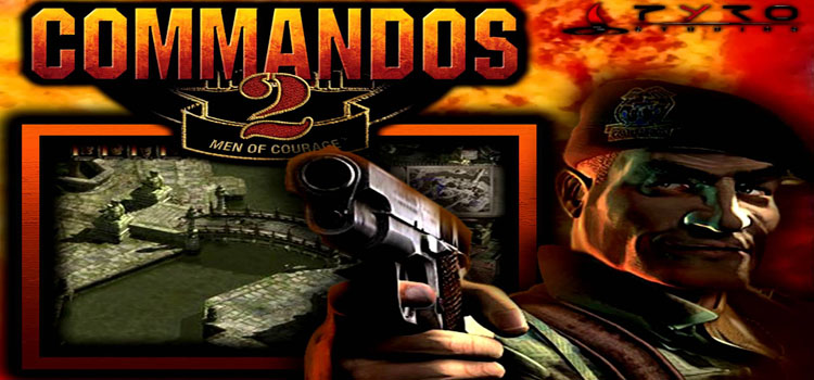 Commandos 2 Men of Courage Free Download Full Game