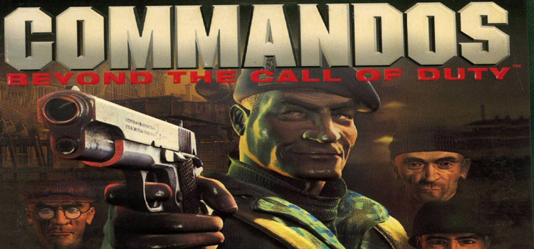 Commandos Beyond the Call of Duty Free Download PC