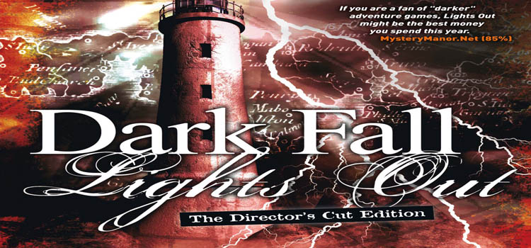 Dark Fall 2 Lights Out Free Download Full PC Game